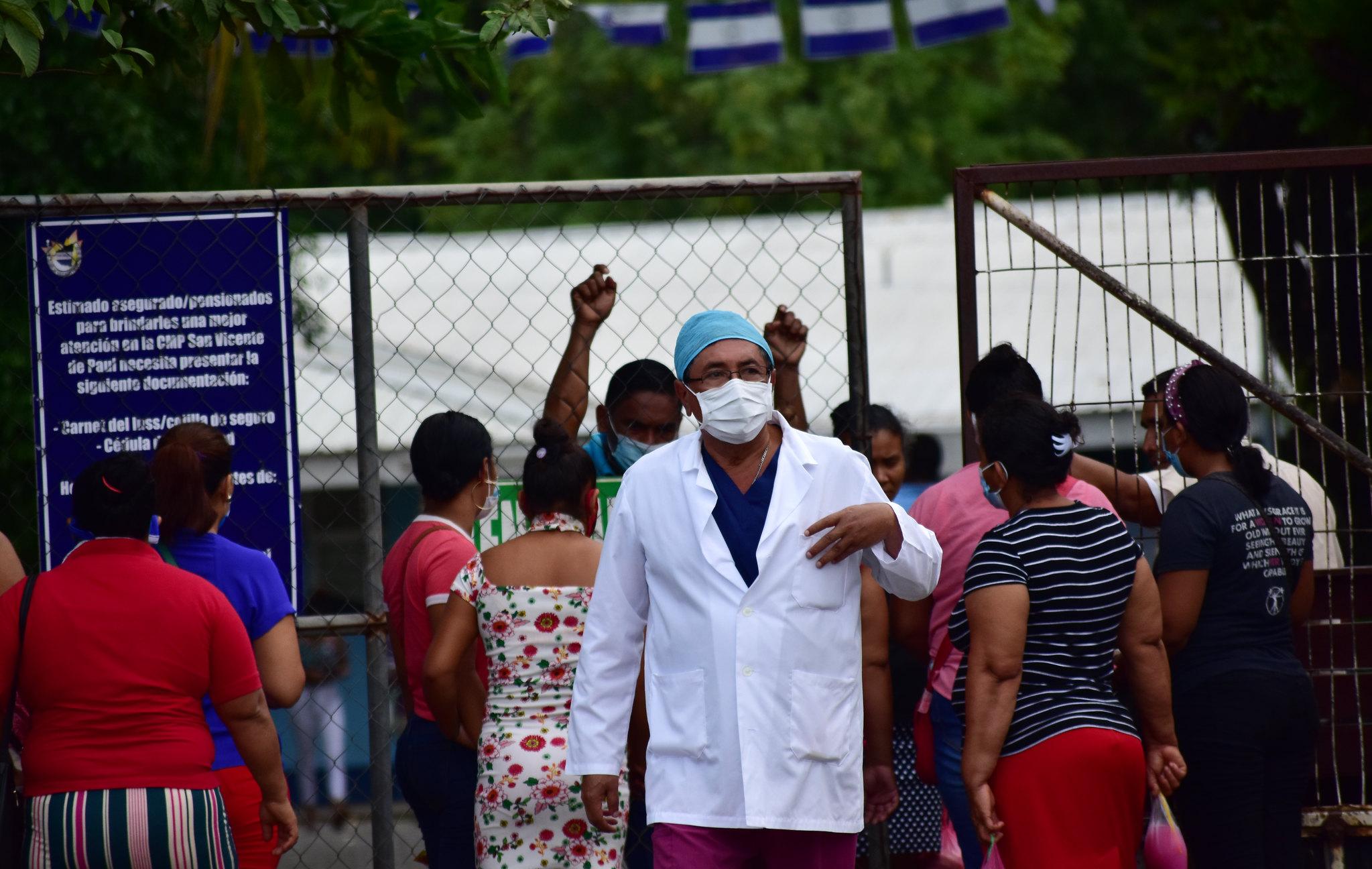 Chinandega y su conexión con Panamá: el Ejército busca por cielo y tierra al primer contagiado