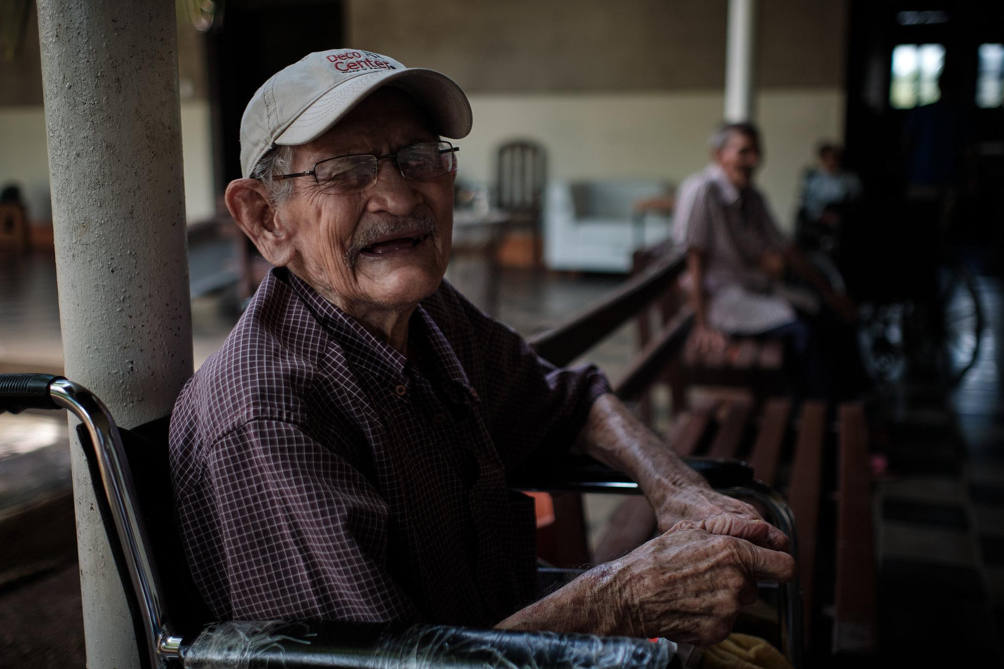 """Asilos de ancianos en Nicaragua: Pequeñas """"burbujas"""" sin coronavirus"""