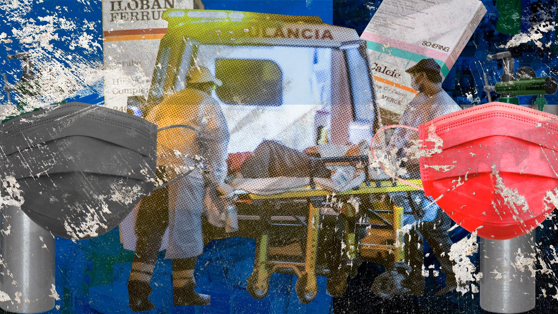 La receta lucrativa de la COVID-19 en Nicaragua